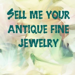 Seeking Vintage Fine Jewelry